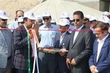 تقاطع غیر هم سطح منطقه ویژه اقتصادی انرژی پارس افتتاح شد