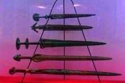 نمایش ابزارهای سنگی 20 هزار ساله در موزه سنندج
