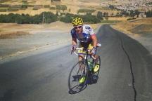 دوچرخه سوار همدانی به اردوی آسیایی دعوت شد