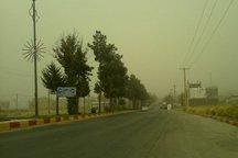 گرد و خاک و کاهش محسوس دما مهمان هوای استان کردستان می شود