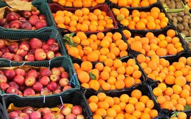توزیع 50 هزار تن میوه نوروزی از فردا