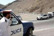 ترافیک سنگین در جاده کرج -چالوس   محوریکطرفه شد