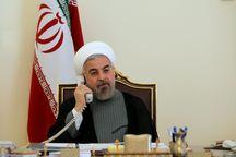 رئیسجمهور روحانی: برای حل اختلافات راهی جز گفتگو و مذاکره وجود ندارد /کشورهای اسلامی باید در اجلاس استانبول علیه ظلم و جنایت به مردم فلسطین پاسخ محکمی بدهند