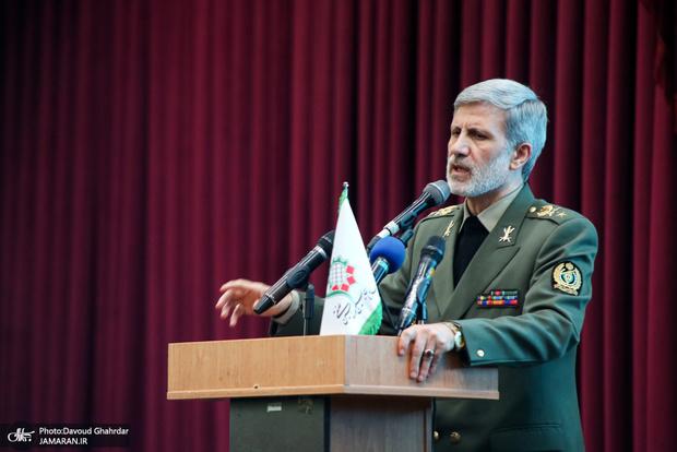 تحقیقات دفاعی ایران ۳ برابر افزایش یافته است