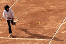 نفرات برتر تنیس خاکی بانوان کشور در اراک معرفی شدند