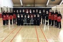حضور دو ورزشکار گلستان در اردوی تیم ملی والیبال دختران نوجوان