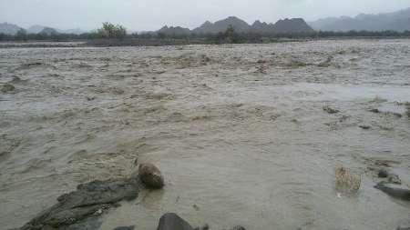 تردد در 11 مسیر جنوب سیستان و بلوچستان غیر ممکن شد
