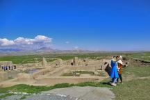بیش از 2 هزار نفر از پایگاه ملی حسنلوی نقده بازدید کردند