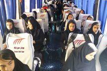 دانش آموزان گالیکش به مناطق عملیاتی دفاع مقدس اعزام شدند