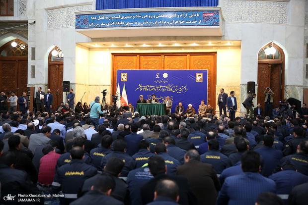 سید حسن خمینی: اگر حرف دل مردم را بزنیم، همان اتفاقی میفتد که در دفاع مقدس افتاد
