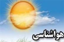 هوای مازندران چهار درجه گرمتر می شود