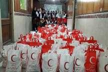 آغاز توزیع یک هزار و 250 سبد غذایی طرح ملی همای رحمت در اهواز