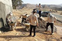 عملیات اجرایی500 پروژه عمرانی محرومیت زدایی در زنجان آغاز شد