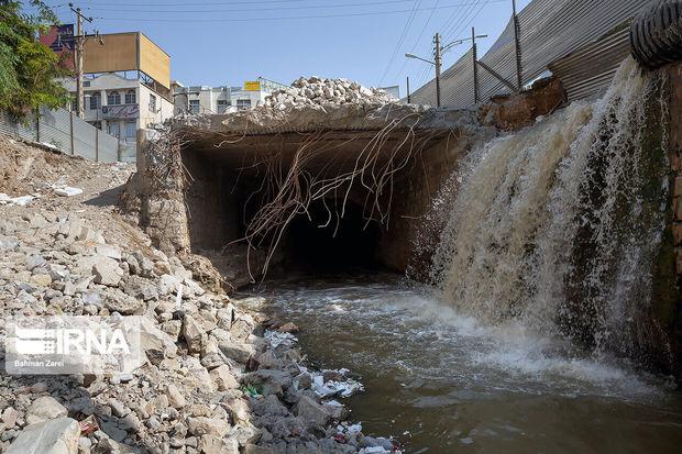 شناسایی آبراههای اصفهان برای کاهش خسارتهای سیل ضروری است