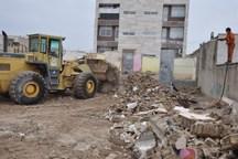 100 مورد بازگشایی معابر در هسته مرکزی شهر بجنورد انجام شده است