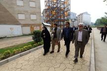 بازدید اعضای کمیسیون بهداشت از پروژههای محیط زیستی و عمرانی شهرداری رشت