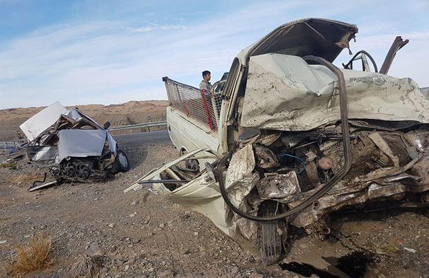 50 درصد عاملان تصادف جنوب سیستان و بلوچستان بیسواد بودند