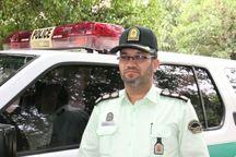 دستگیری سارقی که به 21 خودرو در گرگان دستبرد زده بود