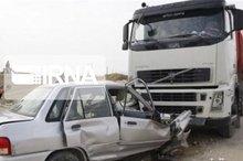 ۲ تصادف در جادههای شمال فارس ۴ کشته داشت