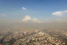 هوای پایتخت در آستانه شرایط ناسالم برای همه گروهها