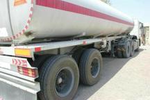 38 هزار لیتر گازوئیل قاچاق در همدان کشف شد