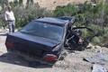 تصادف رانندگی در نزدیکی سنندج سه کشته بر جا گذاشت