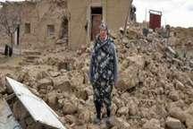 خسارت به 60 روستا در اثر زلزله در خراسان رضوی
