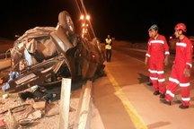 سانحه رانندگی در جاده مشهد سه مصدوم داشت