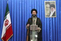 امام جمعه اردبیل: آمریکا خیال نکند ایران فاقد توانمندی برای گزینه تحریم است