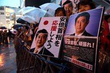 آغاز رای گیری در ژاپن در هوای طوفانی/ خیز  شینزو آبه برای ثبت طولانی ترین دوره نخست وزیری+ تصاویر