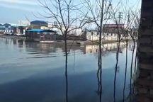آب گرفتگی معابر شهرک صنعتی شهید سلیمی رفع میشود