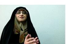 اشرف بروجردی: زنان ایرانی باید بتوانند آزادی فکر و اندیشه خود را محک بزنند