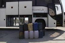بیش از 6 هزار لیتر سوخت قاچاق در گناباد کشف شد