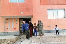 خانوارهای دارای 2 معلول در قزوین خانه دار شدند