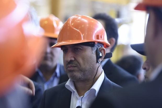استاندار البرز: تولیدات مپنا روز آمد است
