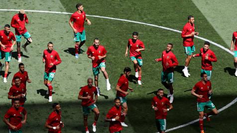 جام جهانی 2018 روسیه/ حضور موتینیو در بازی با ایران در هالهای از ابهام/ گوریرو به تمرینات پرتغال برگشت