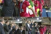 حواشی مراسم قهرمانی لیگ قهرمانان آسیا