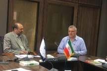 توسعه ایستگاه راه آهن قزوین در دستور کار قرار دارد