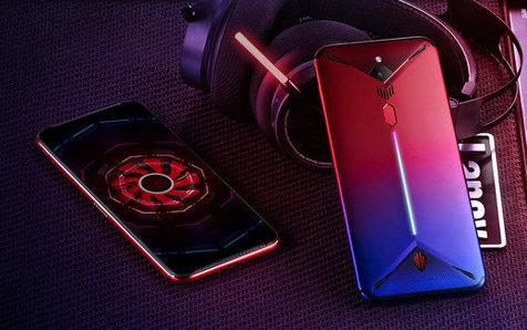 این گوشی فن خنک کننده دارد+ تصاویر