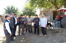 طرح آموزش آمارگیری از کشاورزان حوضه دریاچه ارومیه اجرا شد
