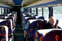 30 درصد صندلی اتوبوسهای بین شهری خالی ماند