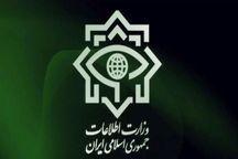 انهدام یک شبکه ضد انقلاب که قصد خراب کاری در دانشگاه های تهران را داشتند