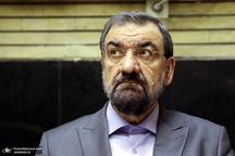 واکنش محسن رضایی به اظهارات روحانی در مورد بنزین