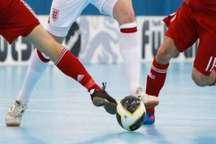 حضور 5 البرزی در اردوی تیم ملی فوتسال کشور
