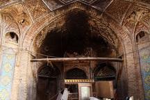 کاروانسرای گلشن قزوین، بنایی تاریخی با حالی پریشان