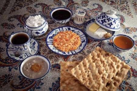 نمایشگاه ضیافت رمضان در کرمانشاه شروع به کار کرد