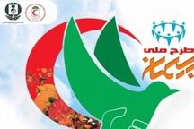 آموزش های طرح پیمان برای 735 عضو جوان هلال احمر قزوین در حال برگزاری است