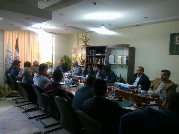 برگزاری اولین نشست کارگروه حمایت از سرمایهگذاران بخش گردشگری