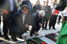 هفته دولت در مازندران از گلزار شهداء شروع شد