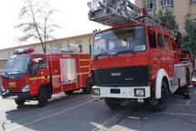 10 دستگاه خودرو آتش نشانی جدید در ارومیه نیاز است